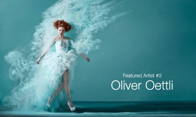 Featured Artist #3 – Oliver Oettli