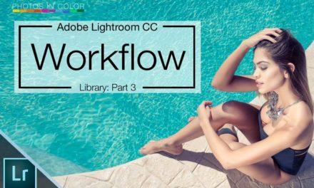 The Best Lightroom Workflow for Professionals