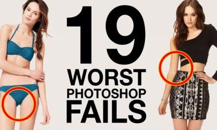 19 BEST Photoshop FAILS Ever