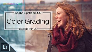 Lightroom CC tutorial – How too edit Color Photos in Lightroom 6
