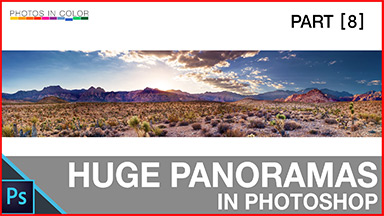 Best Way to Create a Photoshop Panorama