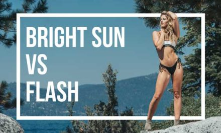 Fill Flash Explained  – Take stunning OUTDOOR PORTRAIT PHOTOGRAPHY with a flash
